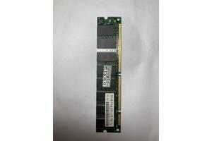 Оперативная память SDRAM 128МВ 133МНz