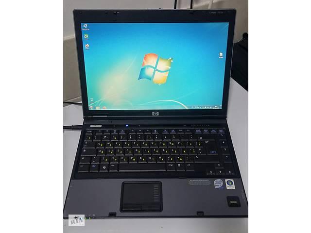 купить бу отличный бюджетный ноутбук для работы и учебы HP6510b (2 ядра, 3ГБ) в Киеве