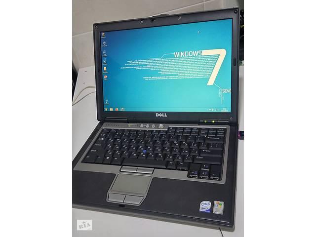 Отличный ноутбук для работы и учебы с COM-портом Dell Latitude D620
