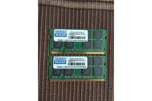 Память для ноутбука DDR2