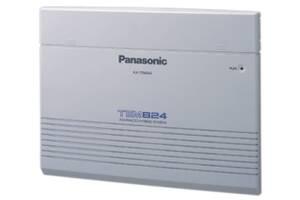 Panasonic KX-TEM824UA, аналоговая АТС, конфигурация: 8 внешних / 24 внутренних линий