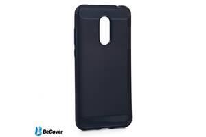 Панель BeCover Carbon Series для Xiaomi Redmi 5 Plus Deep Blue (701908)
