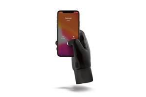 Перчатки MUJJO для сенсорных экранов утепленные, разм. Small