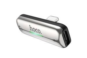Переходник Hoco LS27 Dual Lightning