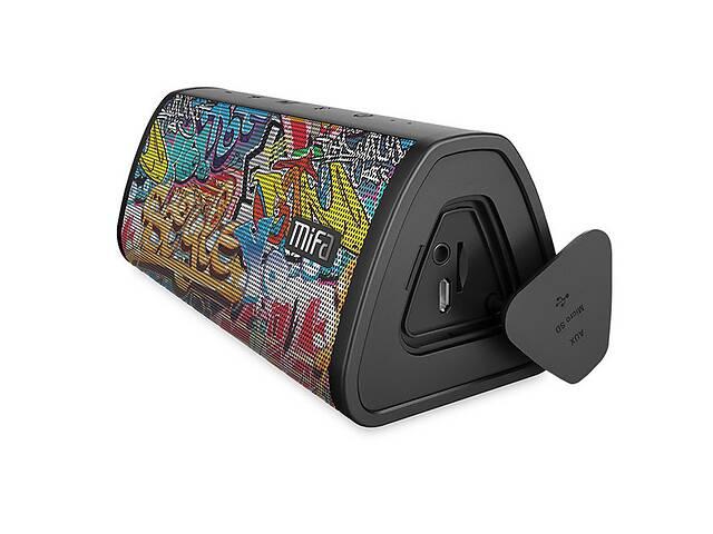 Портативная bluetooth колонка Mifa A10 Graffiti c поддержкой Micro SD карт- объявление о продаже  в Запорожье