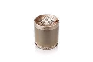 Портативная колонка Bluetooth Speaker HF-Q3 Gold (ARM53623)