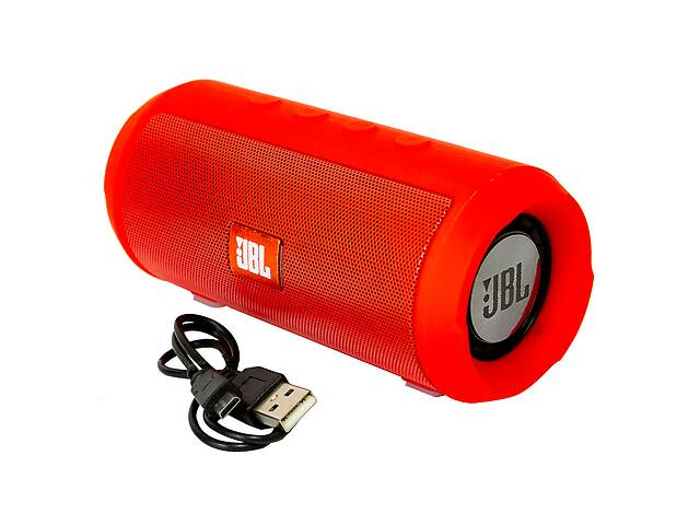 купить бу Портативная колонка JBL Charge mini 2+ на 1200 mAh Красная в Харькове