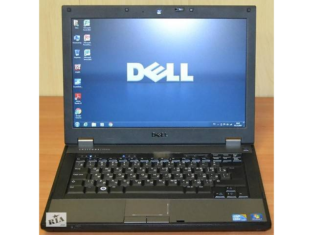 Престижный ноутбук Dell Latitude E5410 (core i3, 4 гига). - объявление о продаже  в Киеве
