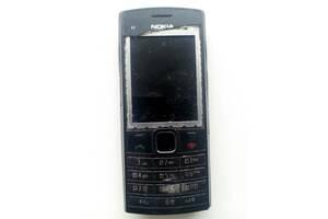 Продам Рабочий телефон Nokia X2-02 на запчасти или под восстановление