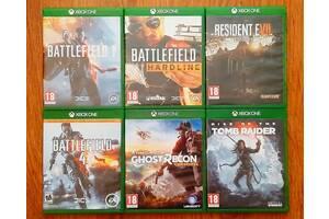 Продаю лицензионные диски для Xbox One