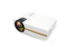 Проектор Led Projector UKC LEJIADA YG400 с динамиком   (4209_sp)