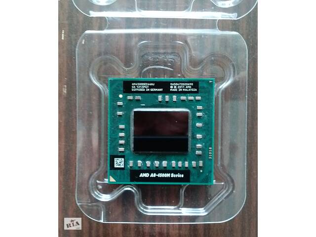 продам Процессор Amd Laptop A8 4500M бу в Никополе