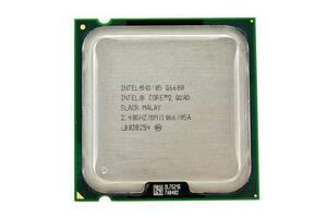 Процесор Intel Core 2 Quad Q6600, 4 ядра 2.4 ГГц, LGA 775