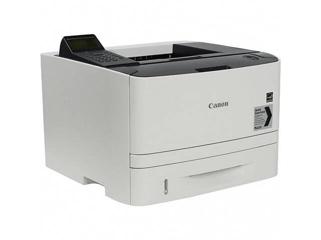 бу Принтер Canon LBP 251dw / лазерная монохромная печать / 1200x1200 dpi / Legal (Max Print Size) / Duplex Print / до 30... в Киеве