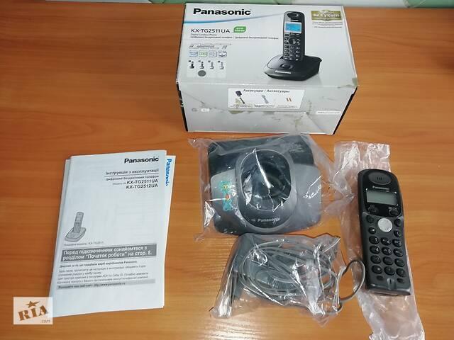 продам Радіотелефон Panasonic KX-TG 2511 UA бу в Бердичеві
