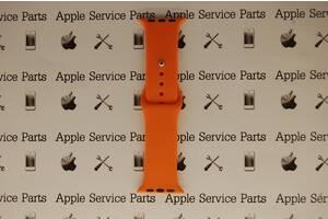 Ремешок Apple Watch 42mm S/M silicone Nectarine