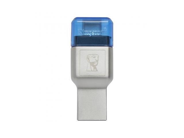 Считыватель флеш-карт Kingston USB 3.1/Type C MobileLite Duo 3C (FCR-ML3C)- объявление о продаже  в Харькове