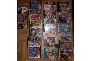 СД диски -игры для компа.