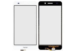 Сенсор (Touch screen) Huawei Y6 II (CAM- L21)/  Honor 5A (CAM- AL00) белый