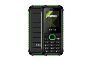 Sigma mobile X-Style 18 Track Black-Green (Код товара:11586)