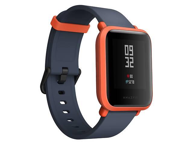 бу Смарт-часы Amazfit Bip Smartwatch Red (UYG4022RT) в Запорожье