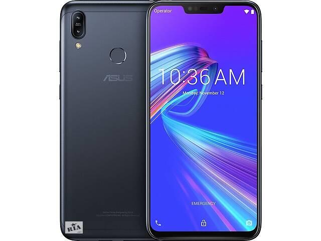 продам Смартфон ASUS ZENFONE MAX M2 3/32 ZB633KL BLACK бу в Киеве