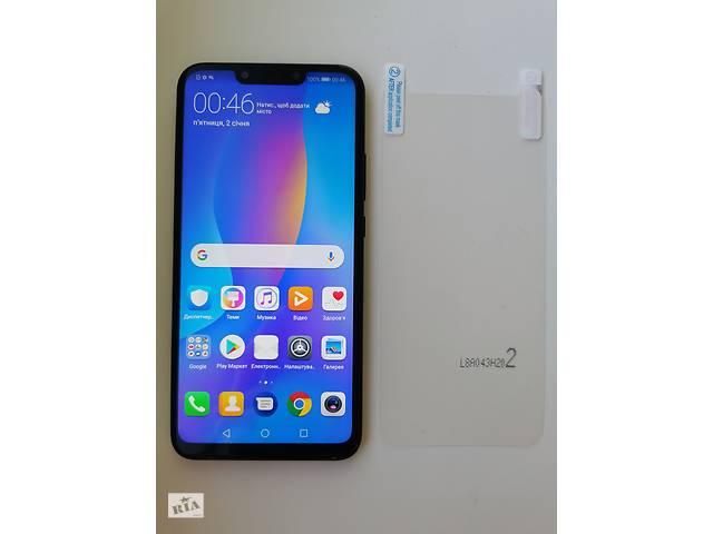Смартфон Huawei P Smart+ Plus (INE-LX1) Black dual sim- объявление о продаже  в Києві