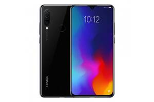 Смартфон Lenovo K10 Note 6/128GB Black