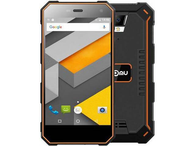 бу Смартфон Nomu S10 IP68 Orange в Киеве
