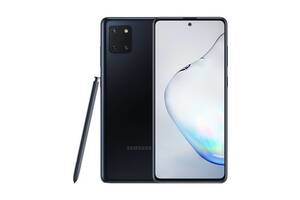 Смартфон Samsung Galaxy Note 10 Lite 6/128GB Aura Black (SM-N770FZKDSEK)