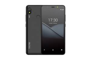 Смартфон Tecno POP 3 (BB2) 1/16Gb Dual SIM Sandstone Black (4895180751288)