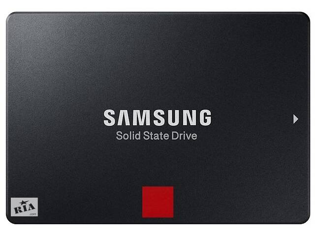 бу SSD накопитель Samsung 860 PRO 1TB SATAIII MLC (MZ-76P1T0BW) (6381538) в Киеве