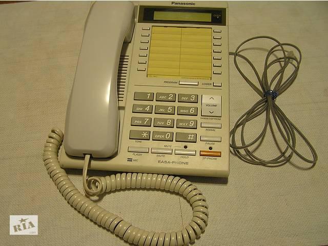 продам стационарный проводной телефон Panasonic KX-T2260 бу в Киеве
