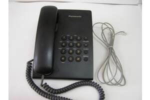 Стаціонарний провідний телефон Panasonic KX-TS2350 (синій)