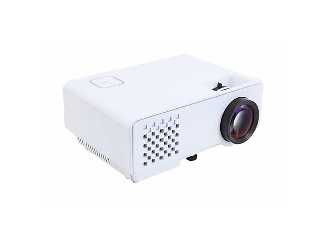 купить бу Світлодіодний мультимедійний проектор DL-810 для домашнього кінотеатру в Одесі