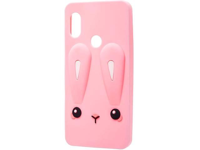 купить бу Силиконовая накладка 3D Child Bunny для Xiaomi Mi 6X / Mi A2 в Одессе