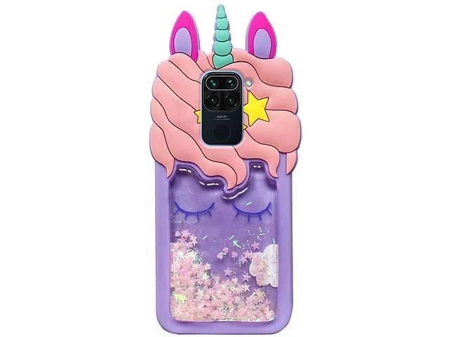 продам Силиконовый чехол Unicorn 3D для Xiaomi Redmi Note 9 / Redmi 10X бу в Одессе