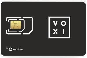 Сим карта Voxi от Vodafone