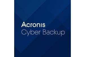 Системная утилита Acronis Cyber Backup Advanced Server Subscription License, 3 Year (A1WAEILOS21)