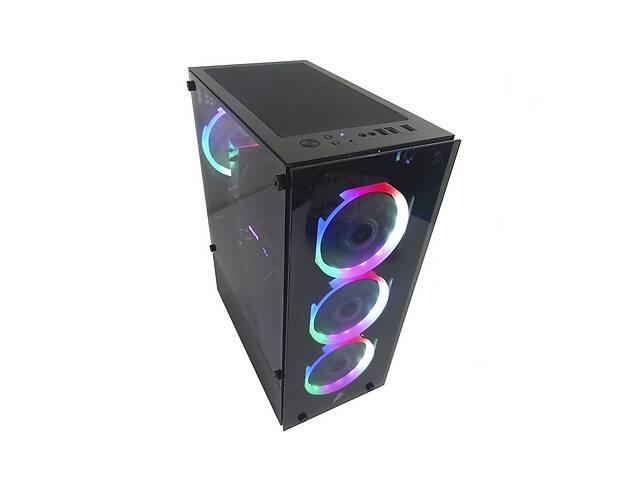 купить бу Системный блок Б/У Lenovo M58p SFF / Intel Core 2 Quad Q6600 (4 ядра по 2.4 GHz) / 8 GB DDR3 / 120 GB SSD NEW в Одессе