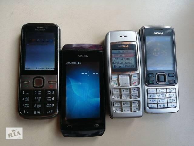 бу Телефони марок: Nokia, Samsung, Nomi, Lenovo, HTC, FLY в Києві