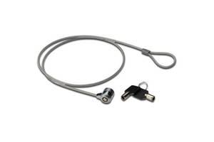 Тросик с замком для ноутбука DIGITUS Ednet Notebook Key Lock (64135)