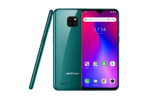 ULEFONE S11 (1/16GB) MIDNIGHT GREEN