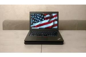 Ультрабук Lenovo Thinkpad T460, 14'' FHD IPS, i5-6300U, 256GB SSD, 16GB. Гарний стан. Гарантія.