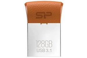 USB флеш накопитель Silicon Power 128GB Jewel J35 USB 3.1 (SP128GBUF3J35V1E)