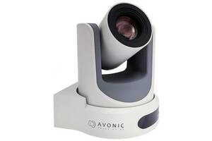 Веб-камера Avonic PTZ Camera 20x Zoom IP USB3.0 White (CM60-IPU)