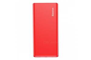 Внешний аккумулятор Power bank Baseus Gaven M10 10000 mah Red