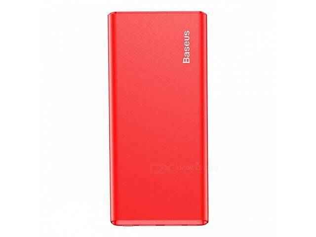 продам Внешний аккумулятор Power bank Baseus Gaven M10 10000 mah Red бу в Запорожье
