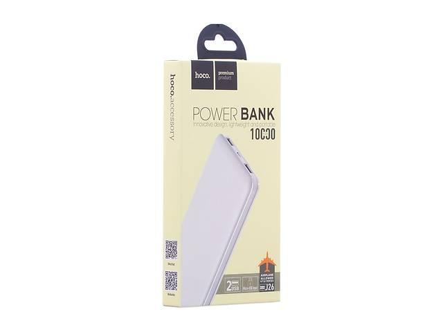 купить бу Внешний аккумулятор Power Bank Hoco J26 Simple Energy 10000 mAh SKL11-230812 в Одессе