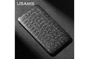 Внешний аккумулятор Power bank USAMS Mosaic 10000 mah Black